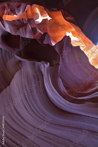 The Magic Antelope Canyon