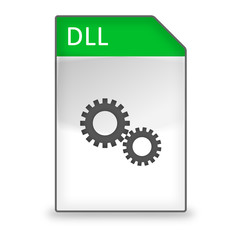 Dateityp Icon DLL