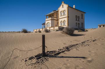 Geisterstadt, Diamantmine Kolmanskop, Lüderitz, Afrika
