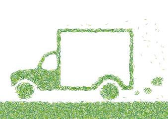 camion d'erba