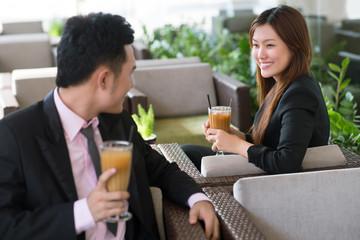 Romantic business