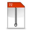Dateityp Icon 7Z