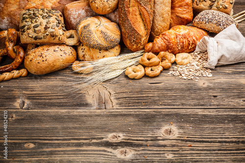 canvas print picture Baked goods