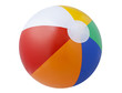 Leinwandbild Motiv beach ball