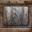 Fond vintage bois et peau de crocodile