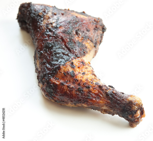 Jerk Chicken Leg