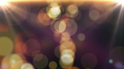 luminous background loop