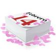Diario: 14 de febrero, Día de San Valentín y corazones