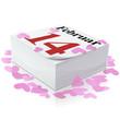 Kalender: 14. Februar, Valentinstag und Herzen