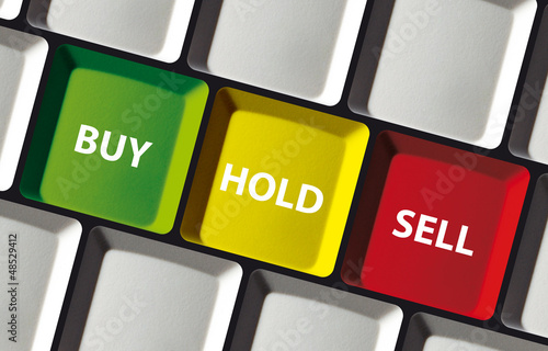 Buy - hold - sell