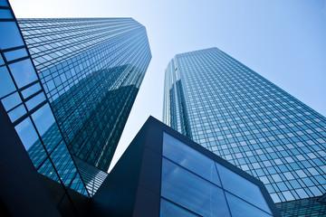 Bankgebäude in Frankfurt