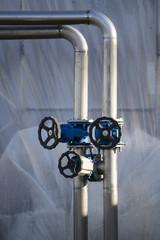 water supply shut-off valve