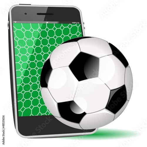 FOOTBALL GOAL SMATPHONE