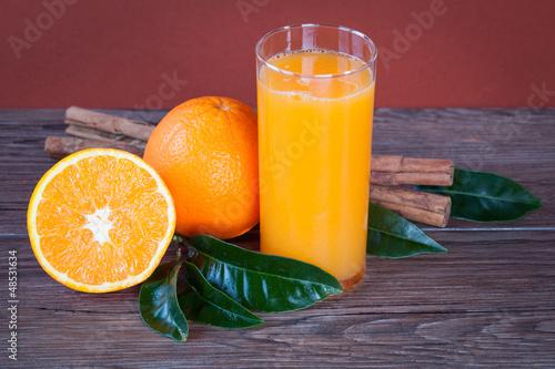 Orange juice II