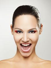 Make-up portrait
