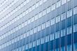 Glasfassade eines Hochhauses - Büro