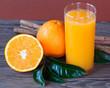 Orange juice III