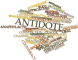 Word cloud for Antidote
