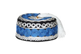 Women skullcap - asian traditional headgear