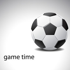 Game time_football background