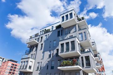 Wohnhaus - Haus in einer  Wohnsiedlung