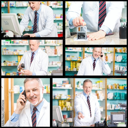 Pharmacist collection