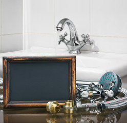 bathroom fixtures and fittings are of different construction and