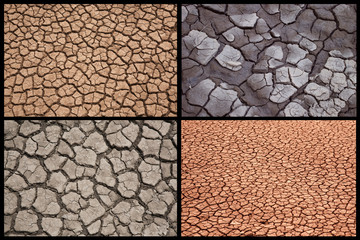 Textures of Scorched Earth