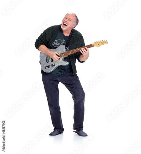 Rocking Grandpa