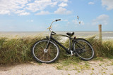 Fototapety Fahrrad - 001 - Strand