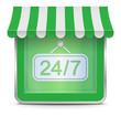 24/7 Open Store