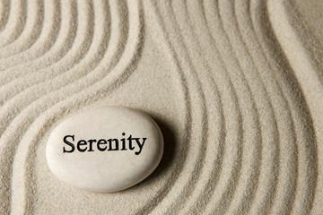 Serenity stone