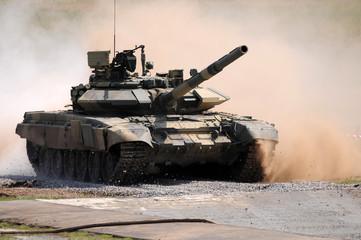 Russian Tank Т-90SМ