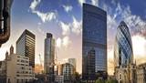 London financial district - 48543269