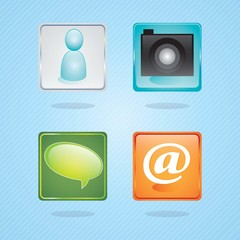 MOBILE SALES ICONS
