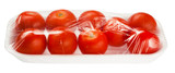 tomato in vacuum packing