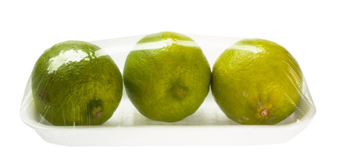 lime in vacuum packing