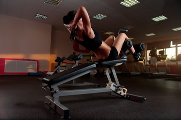 Спорт - Фитнес - Пресс