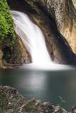 Fototapeta relaks - egzotyczny - Kaskada / Wodospad / Gejzer