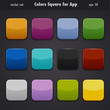 colors square for app