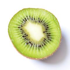 Halbierte Kiwi