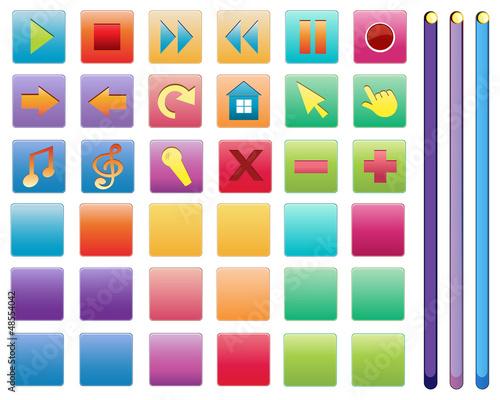 Different symbols