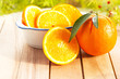 citrus fruit-orange