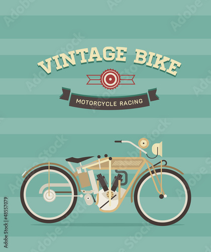 Vintage bike © Irina