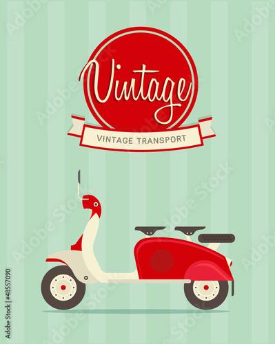 Vintage bike - 48557090