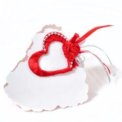 valentine's day heart postcard