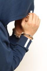 逮捕された犯人