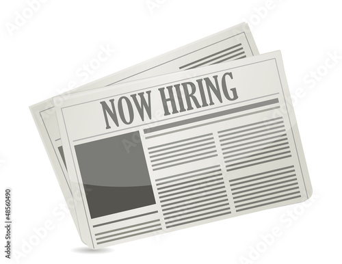 now hiring news