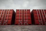 Cargo containers. - 48560689