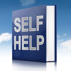 Self help book.